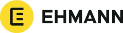 Ehmann 0250x00042301 Stekkerdoos met schakelaar 4-voudig Randaarde stekker Grijs