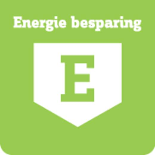 Kamerthermostaat Opbouw Dagprogramma 10 tot 50 °C Eberle Easy 3FT inkl. F 193 720, Tagesuhr