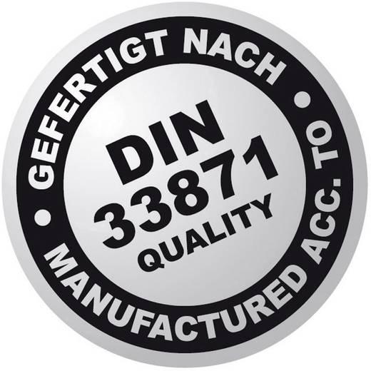 KMP Inkt vervangt Canon PG-40 Compatibel Zwart C57 1500,4001