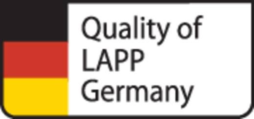 LappKabel 3034029 Coaxkabel Buitendiameter: 6.50 mm UNITRONIC® Koaxialkabel 75 dB Wit Per meter