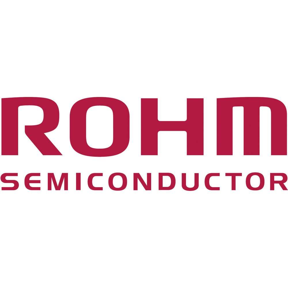 ROHM Semiconductor Transistor (BJT) - Arrays, voorspanning UMH3NTN UMT6 Aantal kanalen 2 NPN - voorgespannen Tape cut