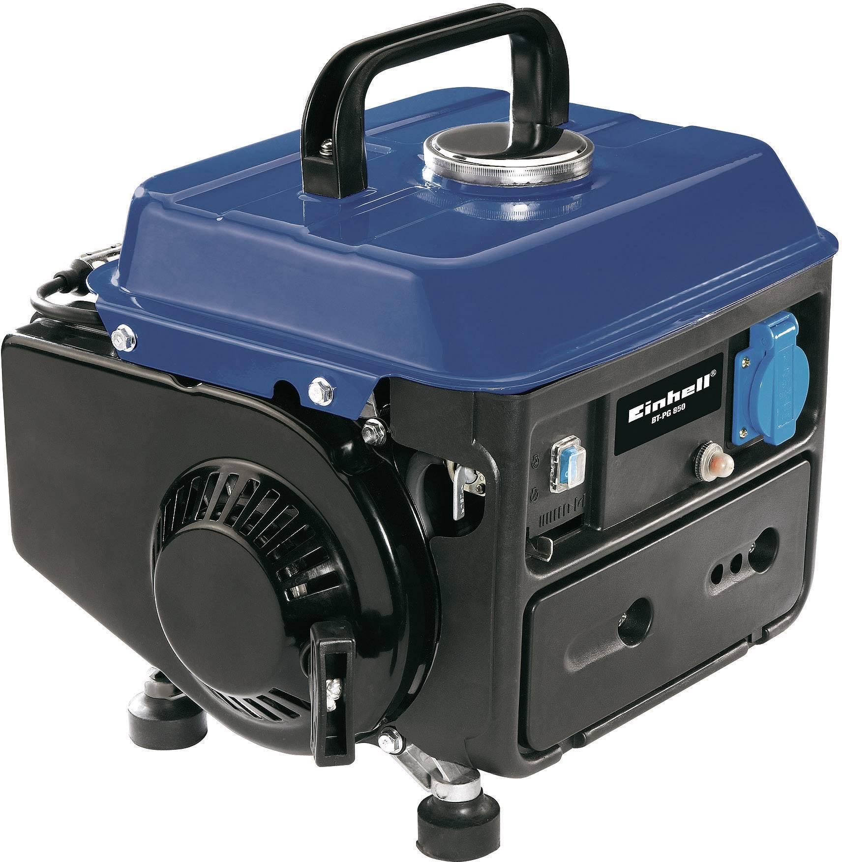 W Ultra Agregat prądotwórczy Einhell BT-PG 850 4151225, 650 W | Zamów w PJ32