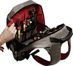Plecak narzędziowy bez wyposażenia, dla techników
