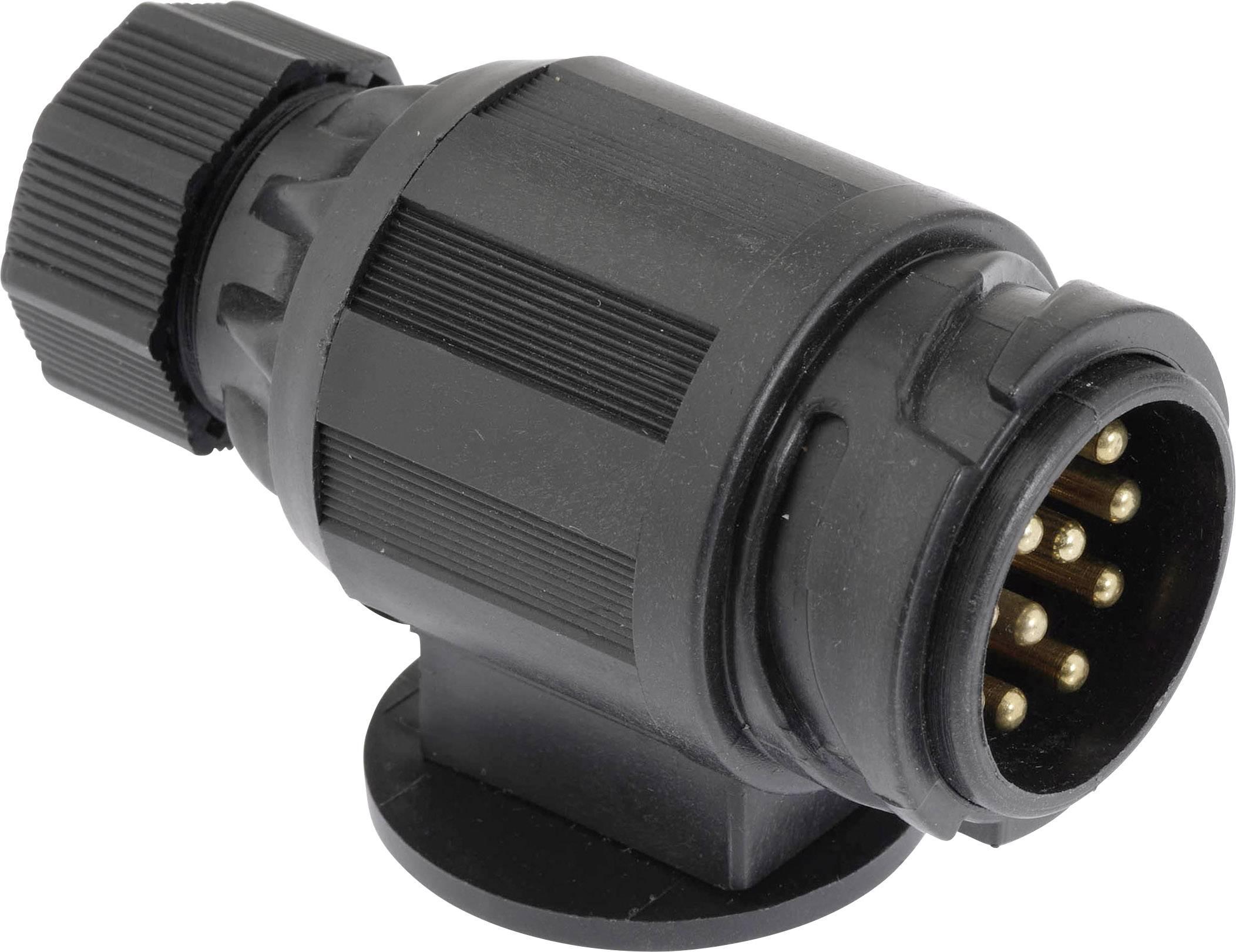 6b57e6f976eca5 Wtyczka przyczepy DINO 130079, 13 pinowa, 12 V | Zamów w Conrad.pl