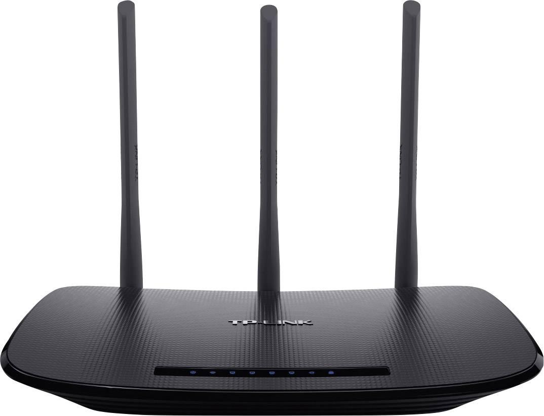 router tp link tl wr940n lan 10 100 mbit s 2 4 ghz 450 mbit s