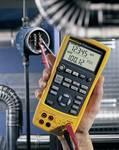Wielofunkcyjny kalibrator przemysłowy Fluke 725 kalibracja ISO