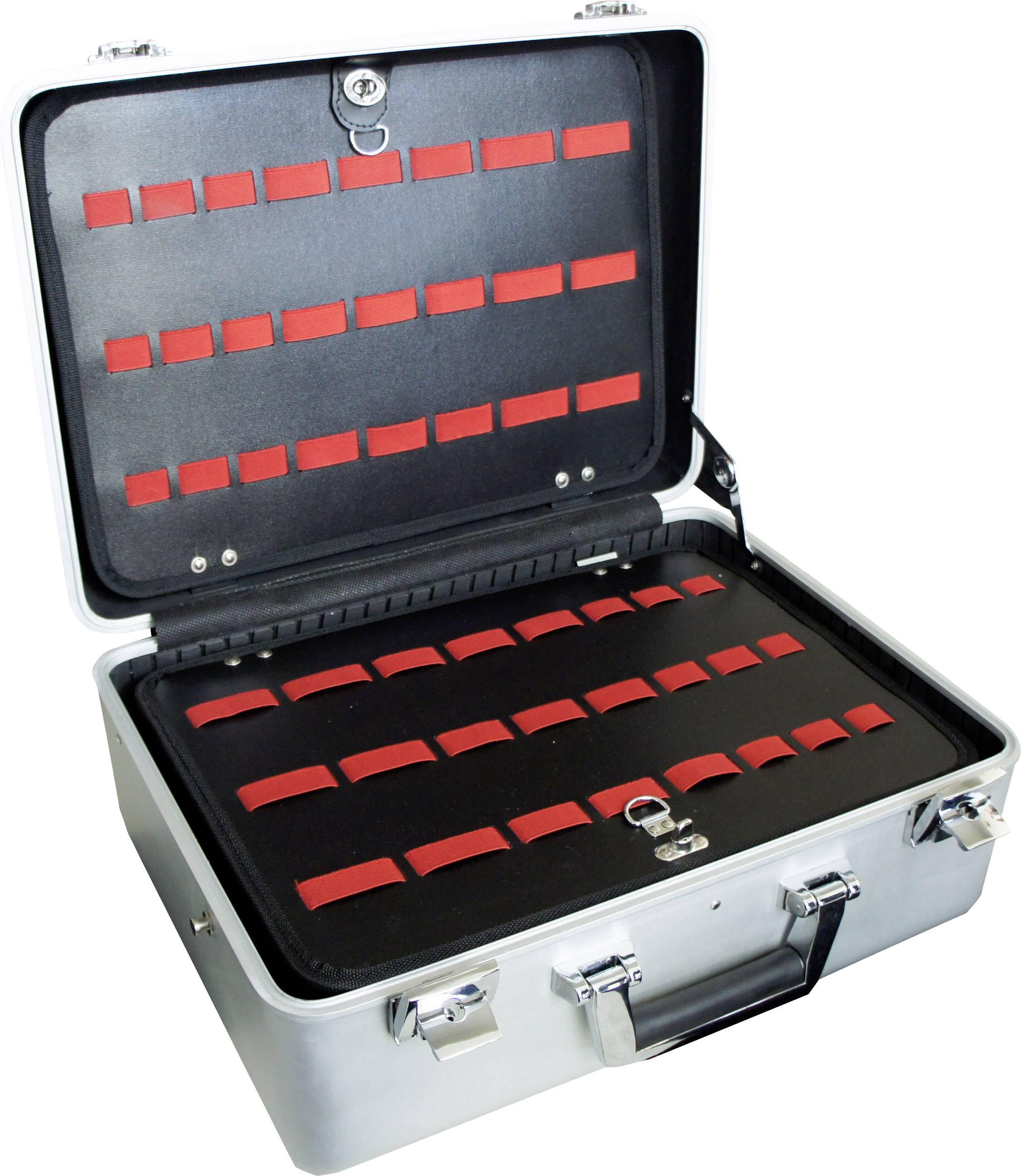 6d3c6a3f20055 Walizka narzędziowa bez wyposażenia VISO MC1806, (SxWxG) 440 x 125 x ...