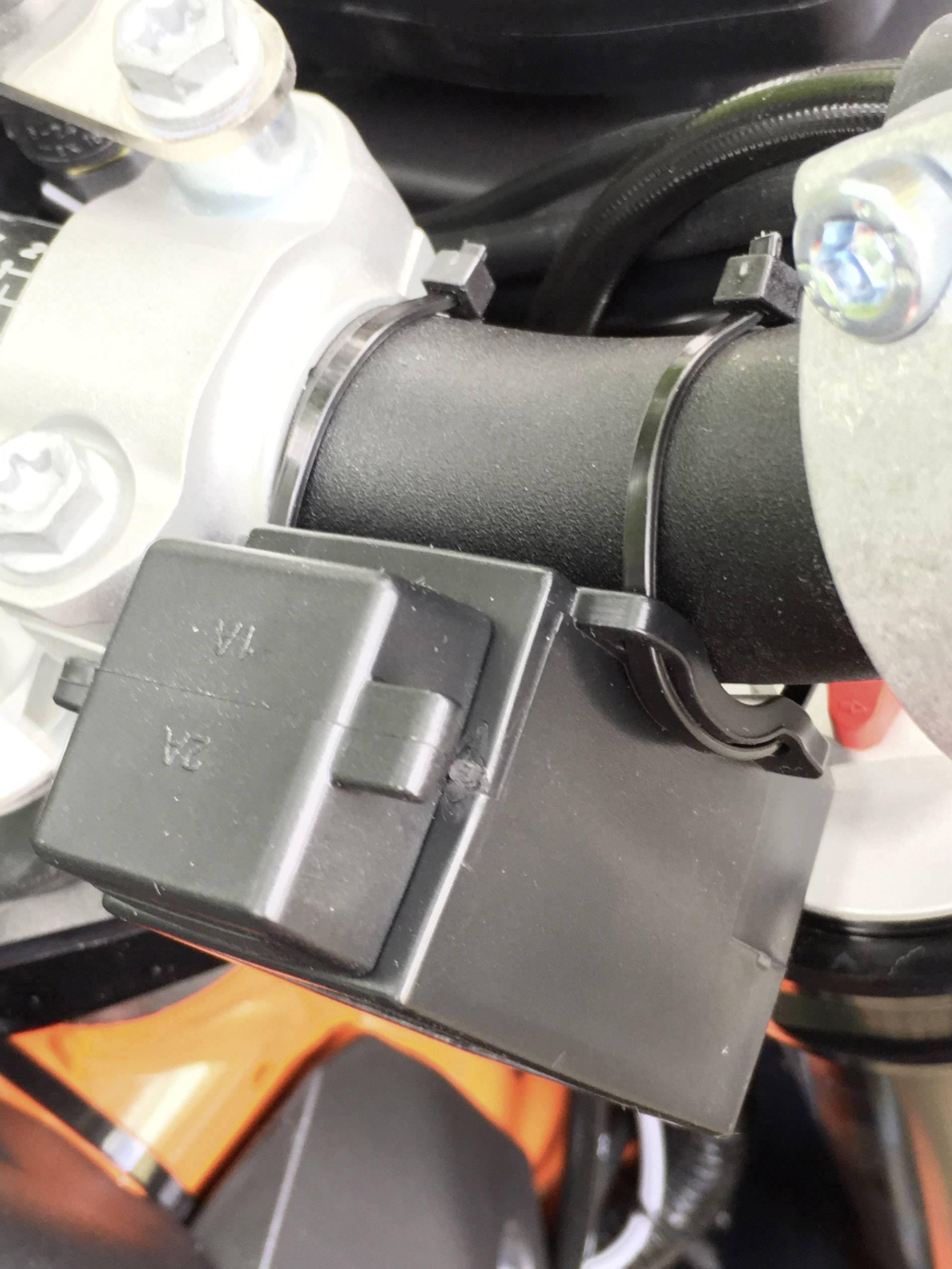 Gniazdo USB podwójne do montażu BAAS USB5 Obciążalność prądu maks.: 3 A 12 5 V