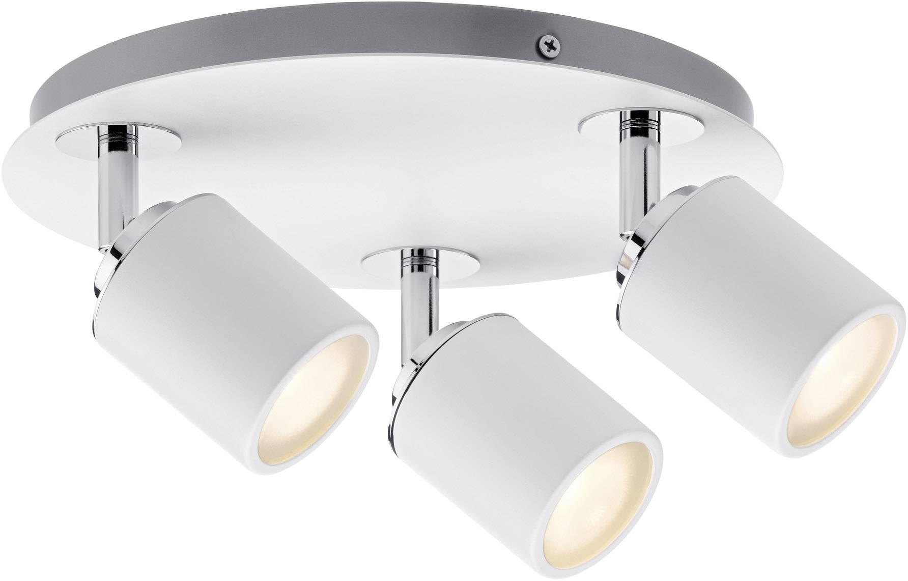 Lampa Sufitowa Do łazienki Paulmann Tube 66719 Gu10 Biały