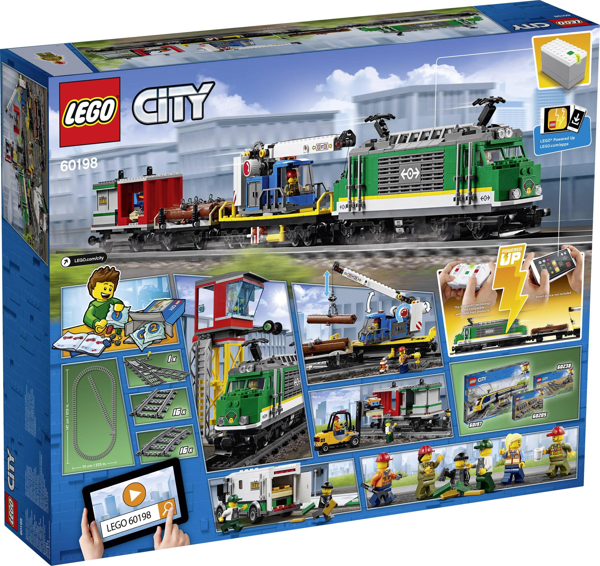 Lego City 60198 1 Szt Zamów W Conradpl