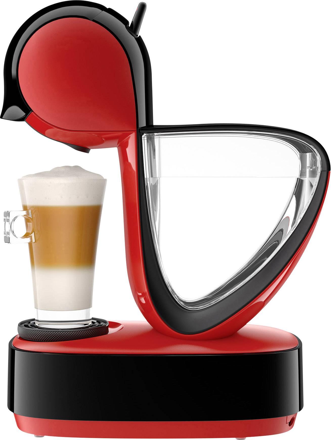 Niesamowite Ekspres do kawy na kapsułki DeLonghi EDG260.R Infinissima SM51