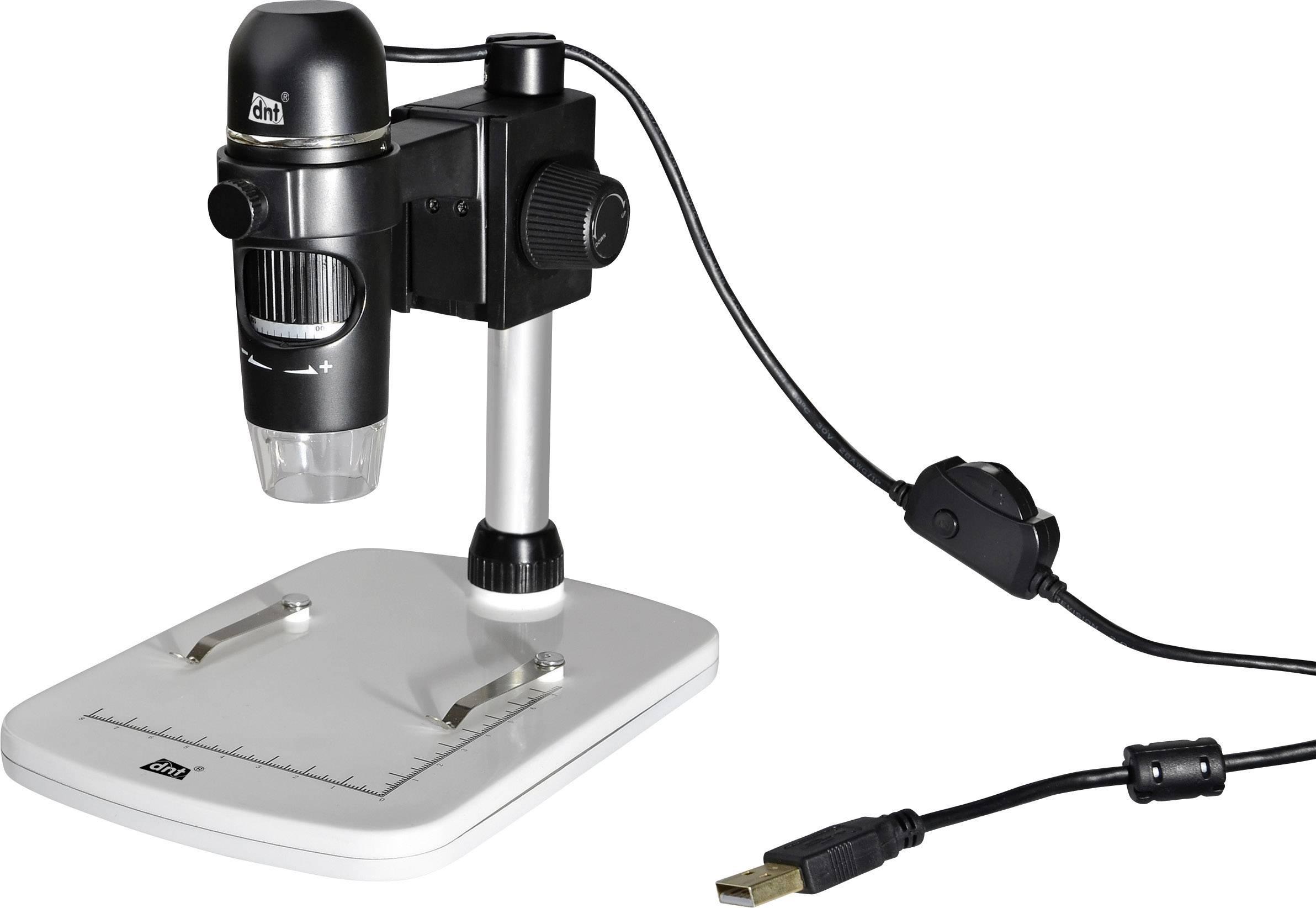 Mikroskop cyfrowy usb dnt digimicro profi 5 mpx n a minimalne