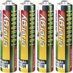 Akumulatory AAA (R03) NiMH Conrad energy Endurance 1000 mAh, 4 szt.