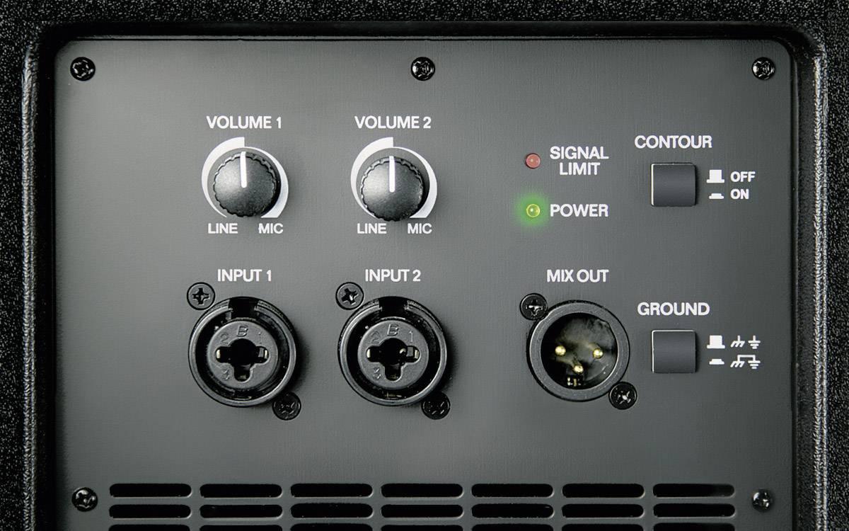 Kolumna PA, aktywna, Alto, Truesonic TS115A V2 Speaker, 53-19000 Hz, 400/  800 W
