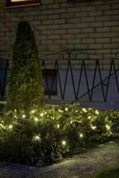 Oświetlenie świąteczne Led Konstsmide 3748 100 Białe Ciepłe