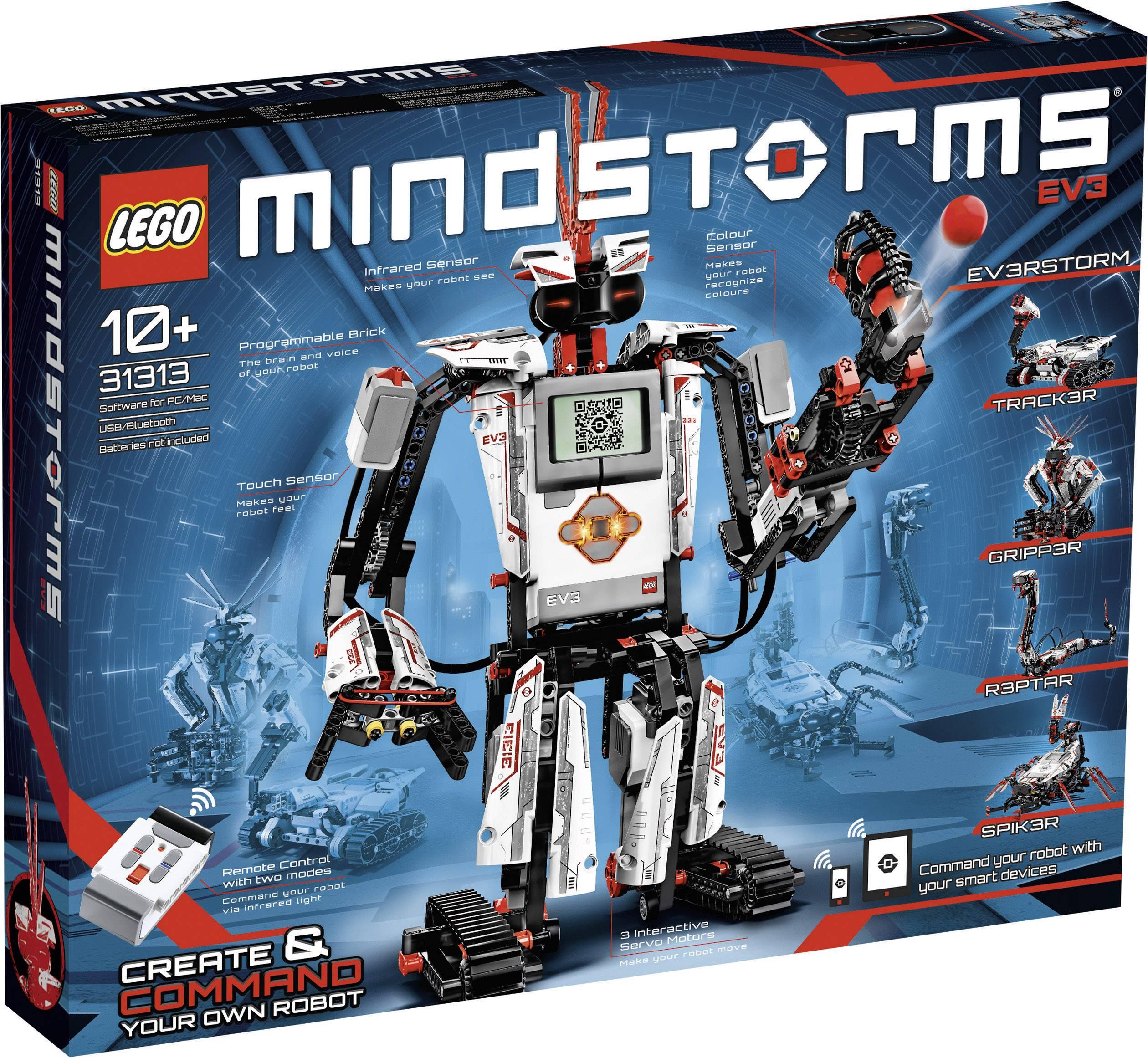 Lego Mindstorms Ev3 31313 Zamów W Conradpl
