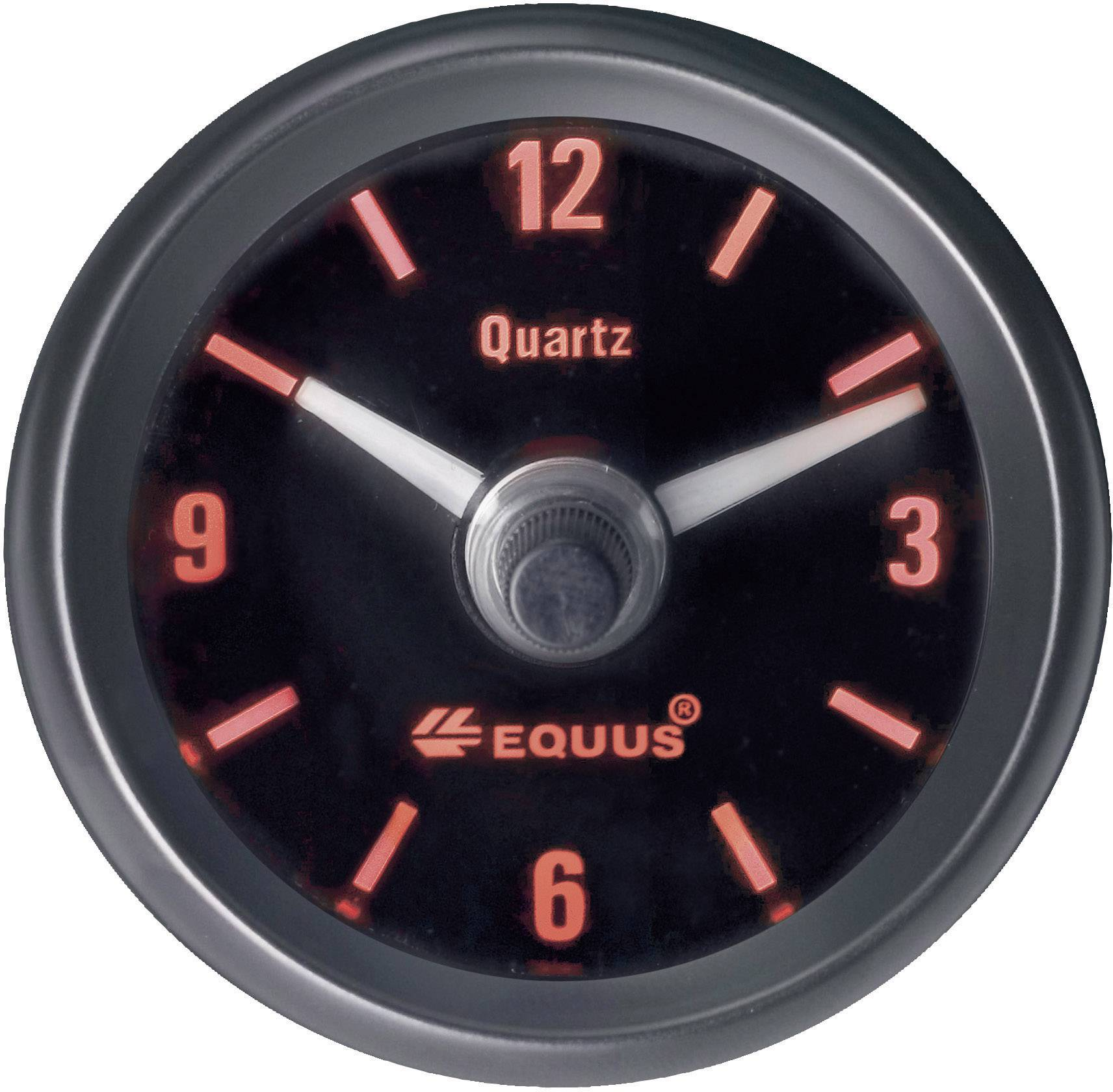 Zegar Kwarcowy Z 4 Kolorowymidiodami Led
