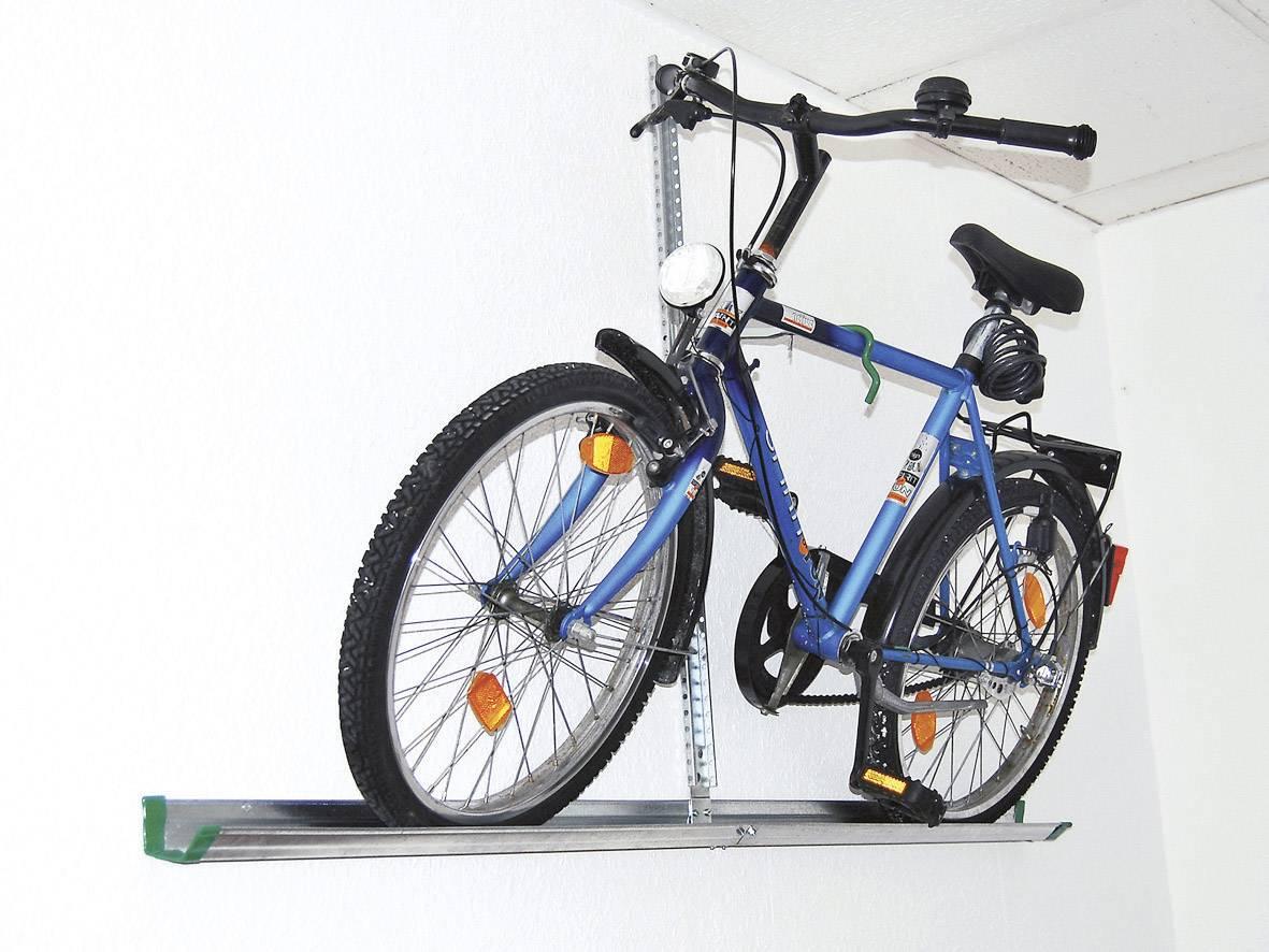Dodatkowe Wieszak ścienny na rower Eufab, 150 x 96 cm, maks. 20 kg | Zamów w HD67