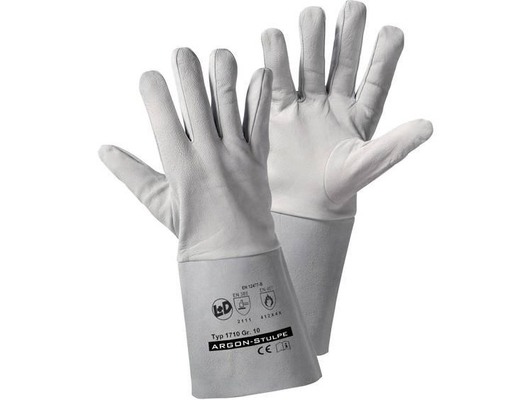 L+D worky ARGON-Stulpe 1710 Nappa Arbetshandske Storlek (handskar): 10, XL EN 12477-B, EN 388 , EN 407 CAT II 1 par