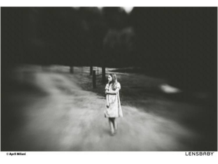Lensbaby Composer Pro II incl. Sweet 50 Fast brännvidd f/2.5 50 mm