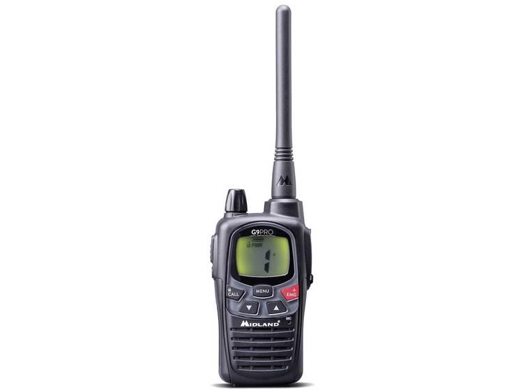 Midland G9 Pro C1385 LPD/PMR-handradio Set