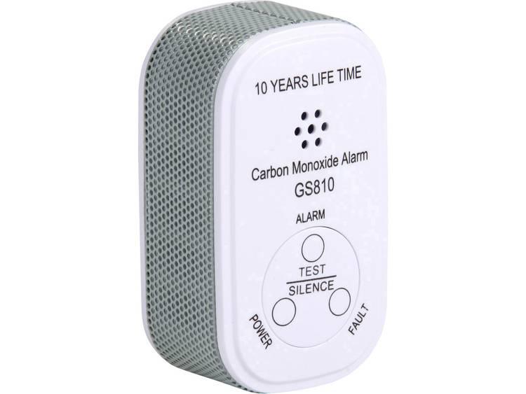 Elro Pro EL-1001 Kolmonoxid-detektor inkl. 10 års batteri batteri Detektering Kolmonoxid