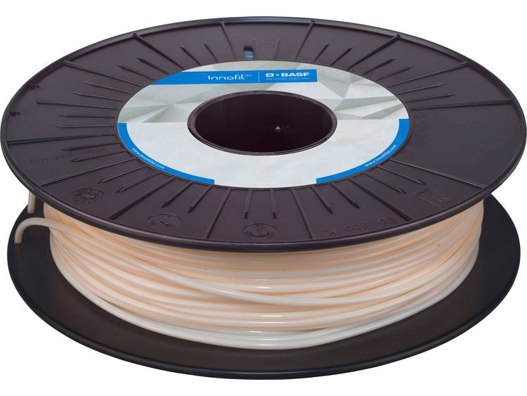 BASF Ultrafuse FL60-0401b050 3D-skrivare Filament Flexibelt filament 2.85 mm 500 g Natural