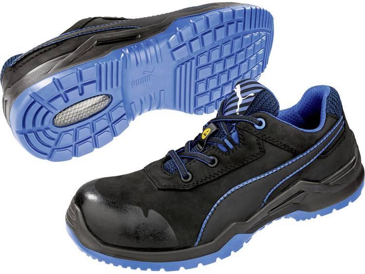 PUMA Safety Argon Blue Low 644220-46 ESD Säkerhetsskor S3 Storlek: 46 Svart, Blå 1 par