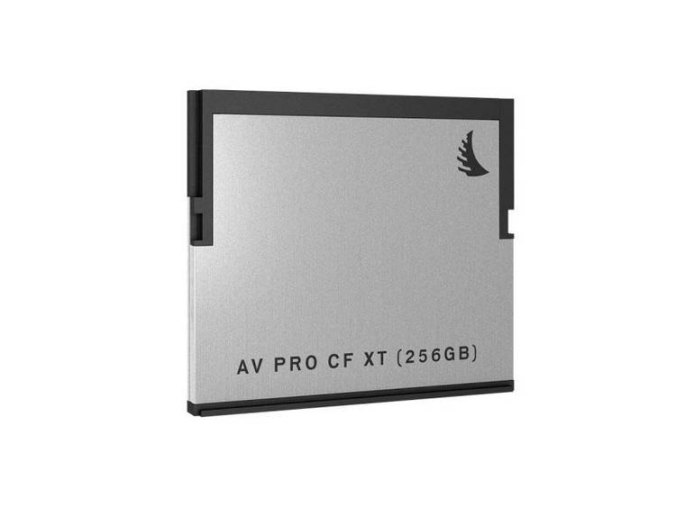 Angelbird AV PRO XT CFast-kort 256 GB