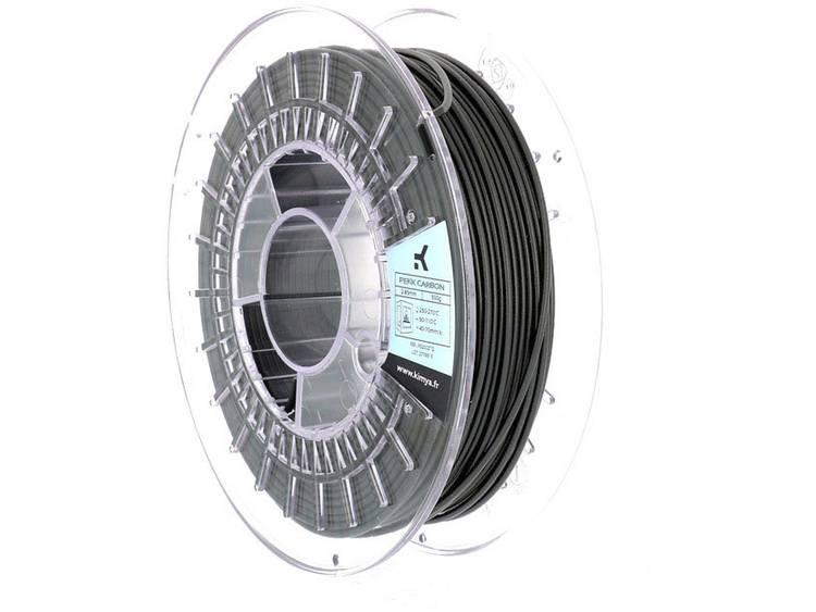 Kimya PT2008TQ PETG-S 3D-skrivare Filament PETG 2.85 mm 750 g Svart