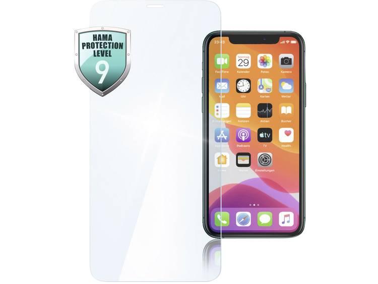 Hama Premium Crystal Glass Displayskyddsglas Lämplig för: Apple iPhone 11 Pro max., Apple iPhone XS max. 1 st