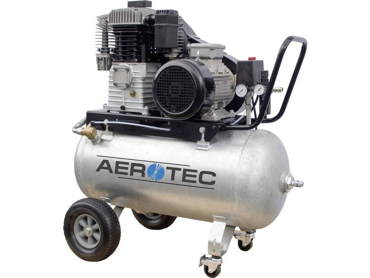Aerotec Tryckluftskompressor 820-90 Z PRO 90 l 10 bar