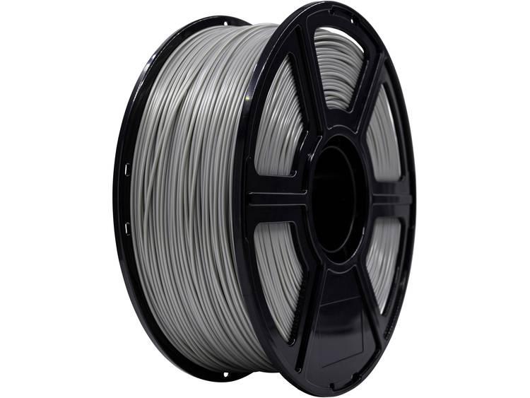 Flashforge AS1 Silver 3D-skrivare Filament ABS-plast 1.75 mm 1000 g Silver