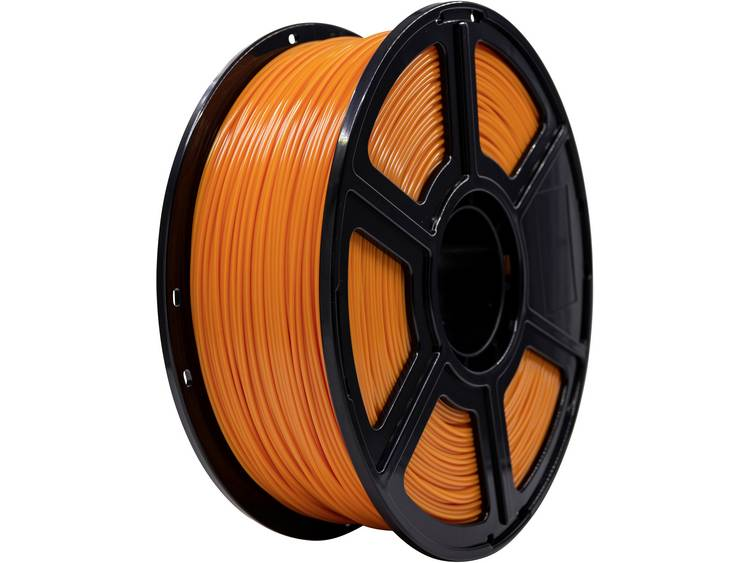 Flashforge PO1 Orange 3D-skrivare Filament PLA-plast 1.75 mm 1000 g Orange