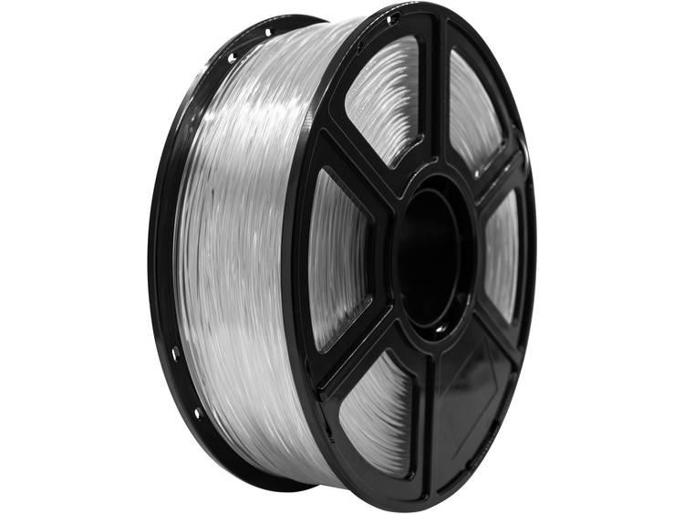 Flashforge PETN1 Nature 3D-skrivare Filament PETG 1.75 mm 1000 g Natur