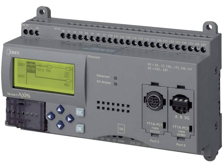 Idec FT1A-H40RSA SmartAXIS Pro PLC-styrningsmodul 24 V/DC