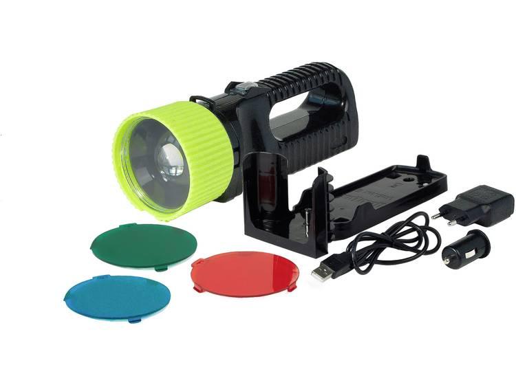 AccuLux LED Batteridriven handstrålkastare AccuLux UniLux PRO 270 lm 442081