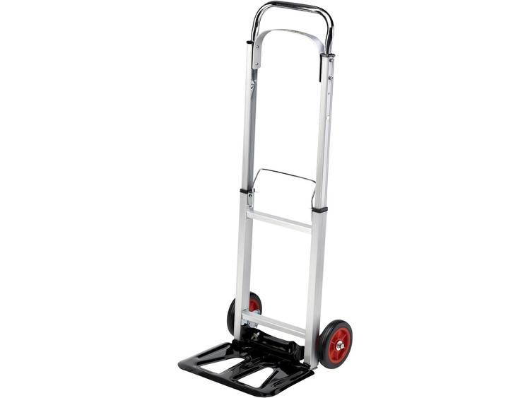 pro-bau-tec® 10411 Säckkärra hoppfällbar Aluminium Last (max.): 90 kg