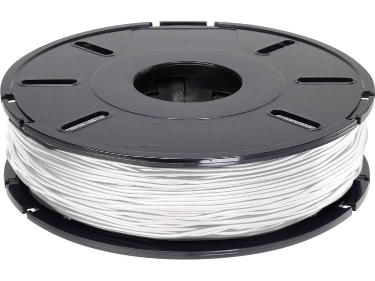 3D-skrivare Filament Renkforce Elastisk semiflexibel 2.85 mm Vit 500 g
