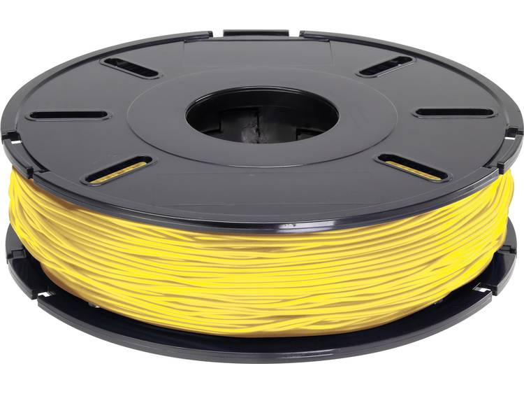3D-skrivare Filament Renkforce Elastisk semiflexibel 2.85 mm Gul 500 g