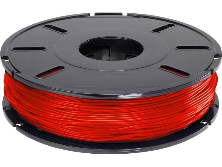 3D-skrivare Filament Renkforce Elastisk semiflexibel 2.85 mm Röd 500 g