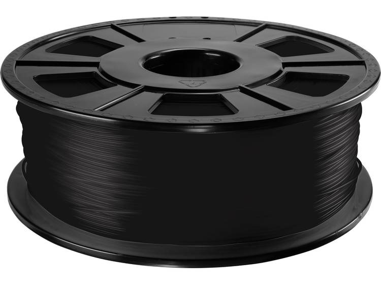 3D-skrivare Filament Renkforce PETG 2.85 mm Svart 1 kg