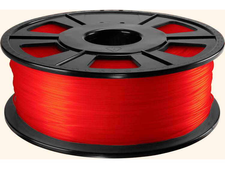 Renkforce RF-4511224 3D-skrivare Filament PLA-plast 2.85 mm 1000 g Röd