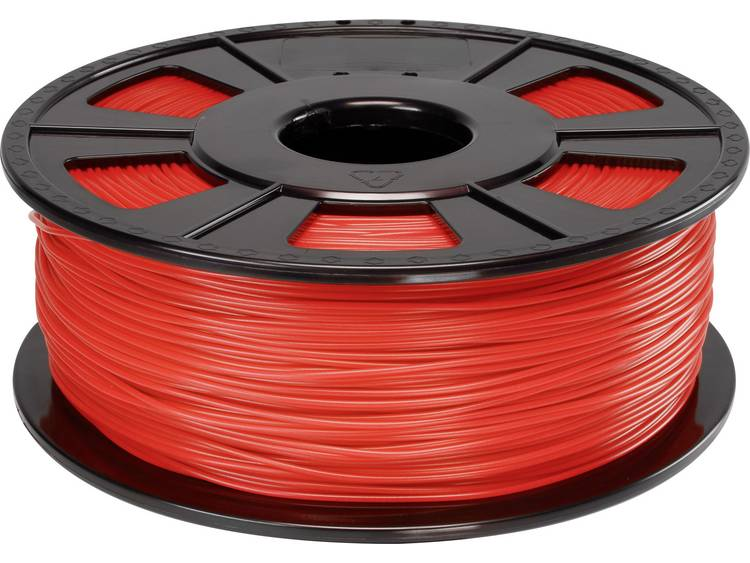 Renkforce RF-4511196 3D-skrivare Filament PLA-plast 1.75 mm 1000 g Röd