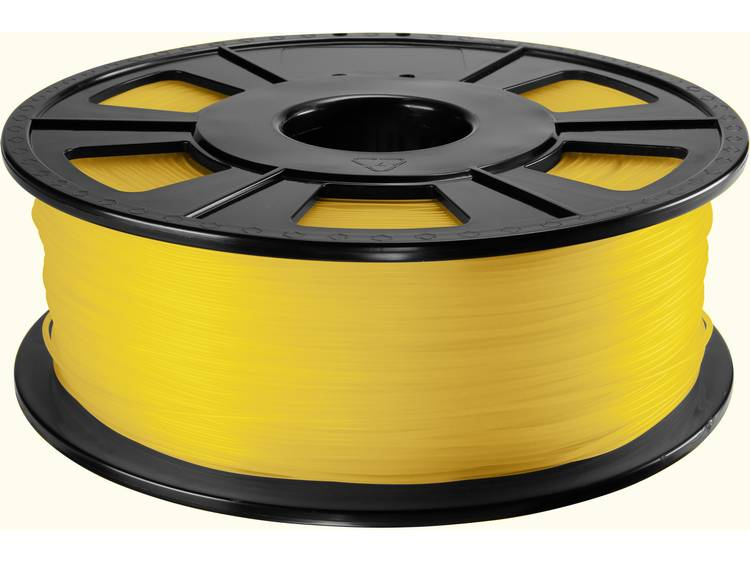 3D-skrivare Filament Renkforce ABS-plast 2.85 mm Gul 1 kg