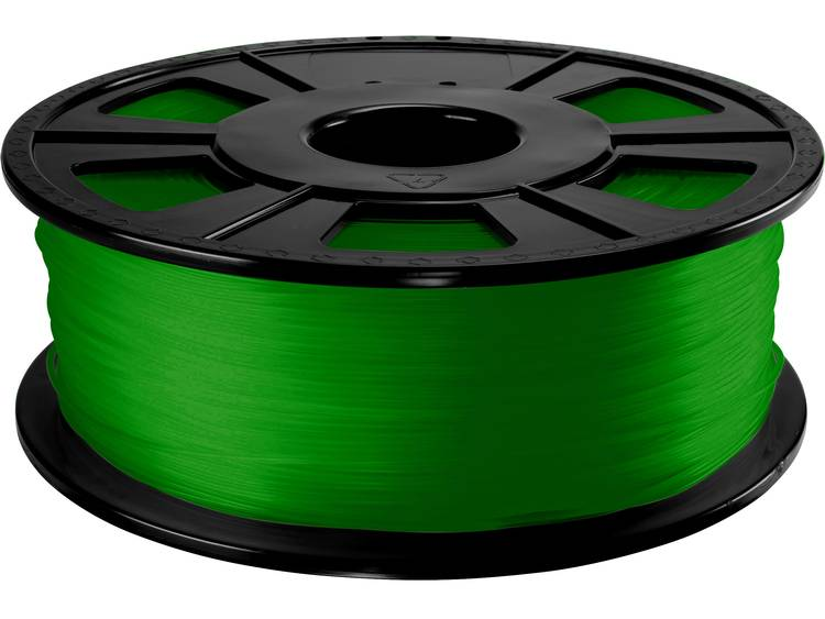 3D-skrivare Filament Renkforce ABS-plast 2.85 mm Grön 1 kg