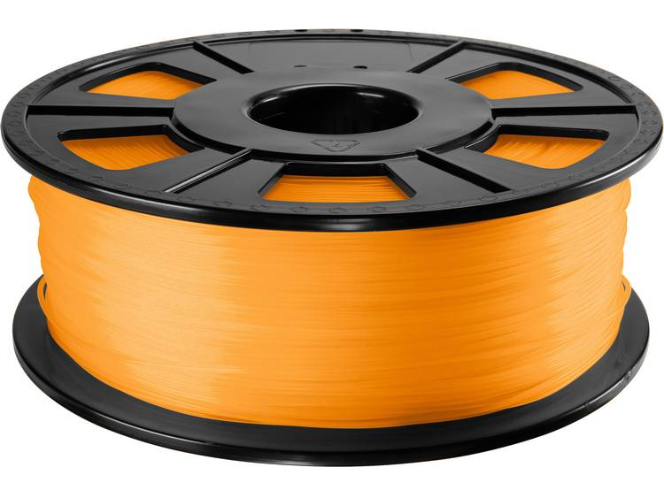 Renkforce RF-4511232 3D-skrivare Filament PLA-plast 2.85 mm 1000 g Orange