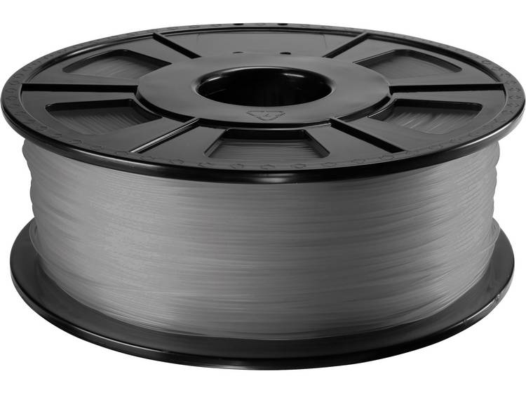 3D-skrivare Filament Renkforce ABS-plast 2.85 mm Grå 1 kg