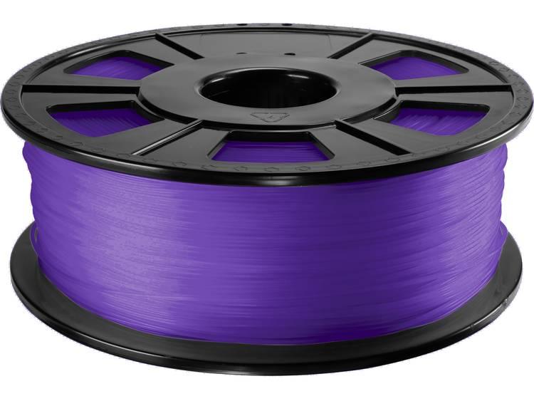 3D-skrivare Filament Renkforce ABS-plast 2.85 mm Purpur 1 kg