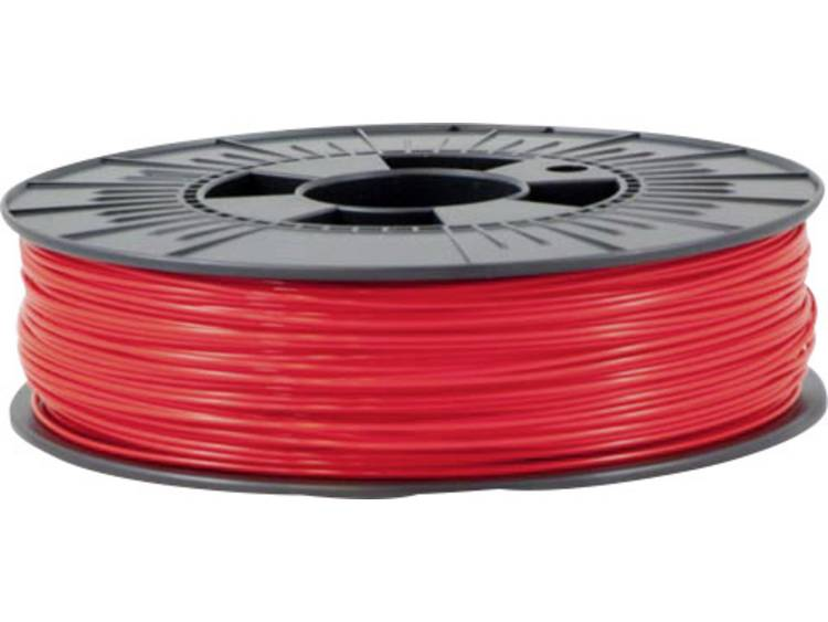 Velleman PLA175R07 3D-skrivare Filament PLA-plast 1.75 mm 750 g Röd